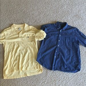 Dockers and chaps shirt